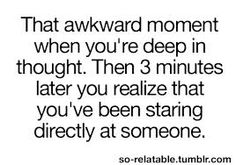 awkward moments quotes for facebook - Google Search