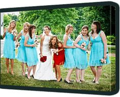 FREE 8 x10 photo canvas. Awesome idea for school pictures, wedding photos, and more!