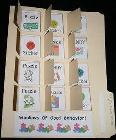 Windows of Good Behavior  - Pinned by @PediaStaff – Please Visit  ht.ly/63sNt for all our pediatric therapy pins