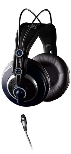 AKG K 240 MK II. A newly updated version of AKG s most successful  headphones with Varimotion™ technology and XXL transducers. (ex VAT) af26d9814211