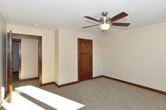Lower Level Bedroom - Custom Rambler in Rogers, MN by JPC Custom Homes, Inc