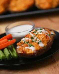 These Buffalo Chicken Potato Skins Will Leave You Speechless Cooking For A Group, Fun Cooking, Cooking Recipes, Beginner Cooking, Cooking Fish, Cooking Bacon, Cooking Videos, Cooking Tools, Grilling Recipes
