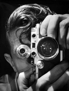 Andreas Feininger :: Leica Photographer, 1951 / more [+] by this photographer