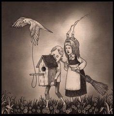 John Kenn - Illustration - Post-It Monsters
