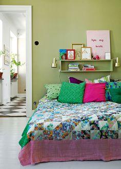 patchwork duvet