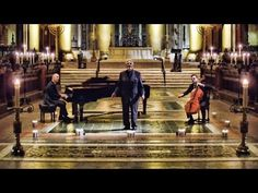 """The Piano Guys team up with opera singer Placido Domingo to perform a stunning version of """"Silent Night"""" in a New York City Cathedral with a choir. The Piano, Piano Man, Piano Guys, Classic Christmas Carols, Christmas Tunes, Merry Christmas, Thousand Years Piano, Music Songs, Music Videos"""