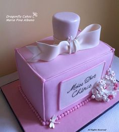 Miss Dior Cherie Cake