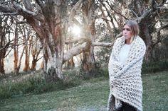 Beautiful Handmade Chunky Knitting with The Flying Lamb via @helen_creates