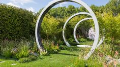 See The Breast Cancer Now Garden at RHS Chelsea Flower Show 2017 / RHS Gardening