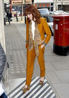 Florence Welch - Florence Welch Heading To Radio One