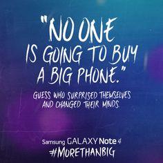 Samsung ironizeaza Apple dupa lansarea iPhone 6 si iPhone 6 Plus