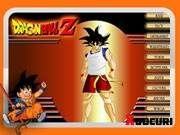 Online Gratis, Goku, Dragon Ball, Character, Lettering
