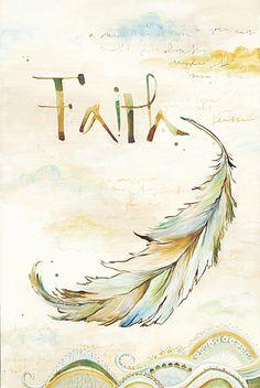 "Abbey Road Fine Art Linda Arandas LAAR108 ""Faith"""