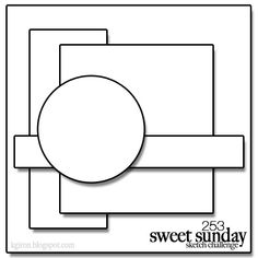 Sweet Sunday Sketch Challenge 253