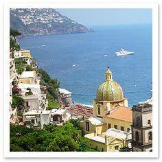 A Fool-Proof Amalfi Coast Itinerary