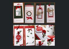 christmas postcards ,very good! by ArtEventY on Etsy