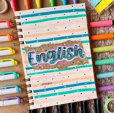 Bullet Journal School, Bullet Journal Banner, Bullet Journal Notes, Bullet Journal Aesthetic, Bullet Journal Themes, Bullet Journal Inspiration, Journal Fonts, Journaling, Notebook Art