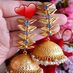 🌟 To buy this dm or whatsapp Indian Earrings, Christmas Ornaments, Holiday Decor, Stuff To Buy, Accessories, Jewelry, Jewels, Schmuck, Christmas Ornament