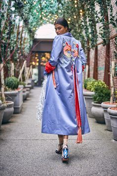 Ovâssave kimono