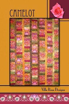 Camelot - A Villa Rosa Pattern (54 x 72)