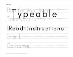 handwriting practice school letters pinterest handwriting practice handwriting and. Black Bedroom Furniture Sets. Home Design Ideas