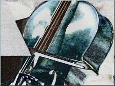 'Cello (2)' von Rudolf Büttner bei artflakes.com als Poster oder Kunstdruck $18.02