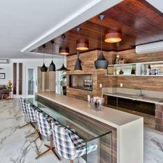 Espaço Gourmet: Cozinhas modernas por Espaço do Traço arquitetura