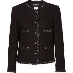 chanel jacket -