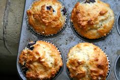 Starbucks - Blueberry Muffin Recipe