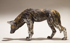 I Love Nick Mackman's sculptures of animals!!!!!