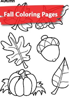 Autumn Leaves Coloring Page Crayola Com Free Printable Pages 12489