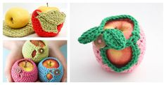 These Apple Cozy Free Crochet Patterns are so adorable. As we get ready to go back to school, they would make absolutely perfect homemade teacher gifts.