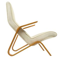 Eero Saarinen Grasshopper Chair by Knoll | From a unique collection of antique and modern lounge chairs at https://www.1stdibs.com/furniture/seating/lounge-chairs/
