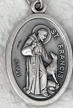 St Francis of Assisi Patron Saint of Animals