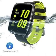 Activity Bracelets Fitness - Teamyo GV68 Activity tracker Waterproof IP68 bluetooth smart bracelet heart rate monitor fitness watch For iPhone Android - The benefits of wearing these smart bracelets are not only in your comfort, but also in that they are able to control all your physical progress