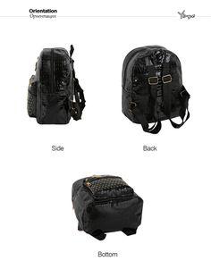 0a16732cb4 YBYT brand 2018 new casual women rivets rucksack preppy style girls small bookbags  female shopping bags ladies travel backpacks