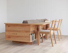 HIRASHIMA CARAMELLA Counter Sofaの写真