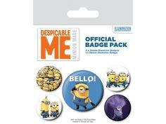 Despicable Me Minions Rugzak Crowded 29x23x10cm