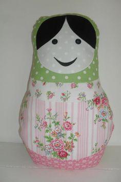 Babuscha pillow