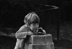Three-year-old John F. pauses at play for a drink from a playground fountain near his new home in Georgetown, . John Kennedy Jr., Los Kennedy, Caroline Kennedy, Sweet Caroline, Kennedy Compound, Jaqueline Kennedy, John Junior, Jfk Jr, John Fitzgerald