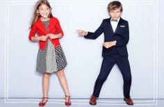 Suit for the Little Boys.- J. Crew