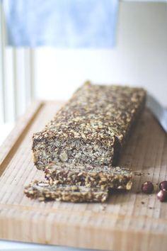 Granola-Brot © Moey's kitchen