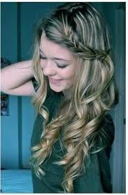 me la quiero hacer !!! trenza de espina de pescado , fish braid tail , en cabello riso , on curly hair