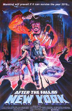 2019: After the Fall of New York (Sergio Martino, 1983)