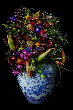 """If you're in Japan, Azuma is having an exhibition this weekend. Exhibition """"BLUE FLOWER REBELLION"""""""