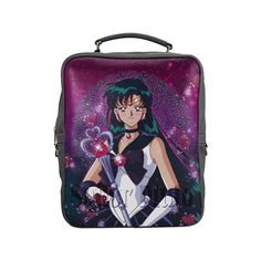 Sailor Pluto Square Backpack (Model 1618)