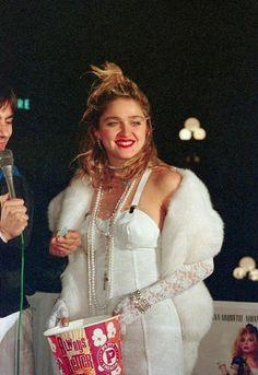 Madonna Like A Virgin. (Rare)