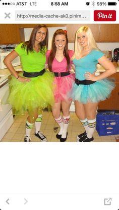 Powder puff girls