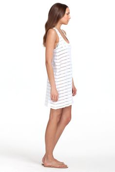 Adair Cotton Jersey Dress::VIEW ALL::DRESSES::CLOTHING::Calypso St. Barth