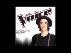 Taylor John Williams - Royals - Studio Version - The Voice 7 - YouTube--This guys can sing like crazy!